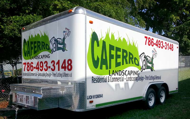Vehicle Wraps & Graphics Miami